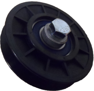 3 in idler pulley